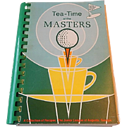 Tea-TIme at the Masters Cookbook