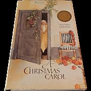 A Christmas Carol Charles Dickens Lisbeth Zwerger