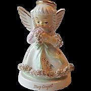 Napco May Birthday Angel Figurine
