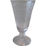 Fostoria Glass Crystal Romance Juice Glass