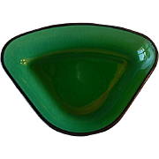 Anchor Hocking Forest Green Insert