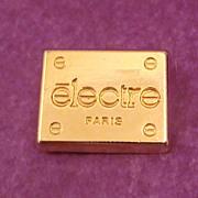 Electre Paris Pin