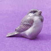 SOLD Royal Copenhagen Sparrow Puffed Model #1519