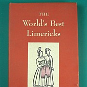 The World's Best Limericks, Illustrated by Richard Floethe, 1951