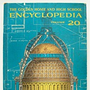 The Golden Home and High School Encyclopedia, Volume 20, 1961