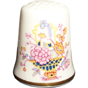 Mason's Ironstone Thimbles of the World Collection