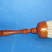 Rare Shaker #5 Horsehair Brush, 19th Century
