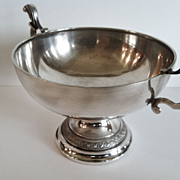 """An Antique French .950 Silver """"Coupe de Marriage"""", CA.1890"""