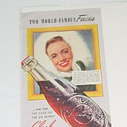 1947 Dr. Pepper Advertisement Good For Life