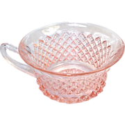 SOLD Hocking Miss America Pink Cup, 8 Available