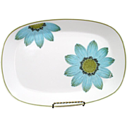 Noritake Up-Sa Daisy Serving Platter
