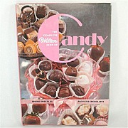 Wilton Complete Book of Candy Cookbook