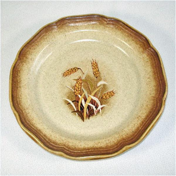 Pair Mikasa Whole Wheat Granola Salad Plates