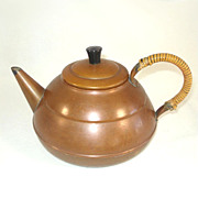 REDUCED Rembrandt Holland Copper Tea Kettle