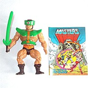 Tri-Klops 1983 He-Man Masters of the Universe Action Figure