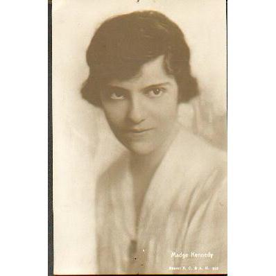 """Madge Kennedy""  (1920')"