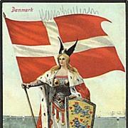 """""""Denmark""""  (1908)"""