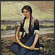 """""""The golden Horn""""  (1920')"""