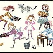 """""""Baking Day""""  (1967)"""