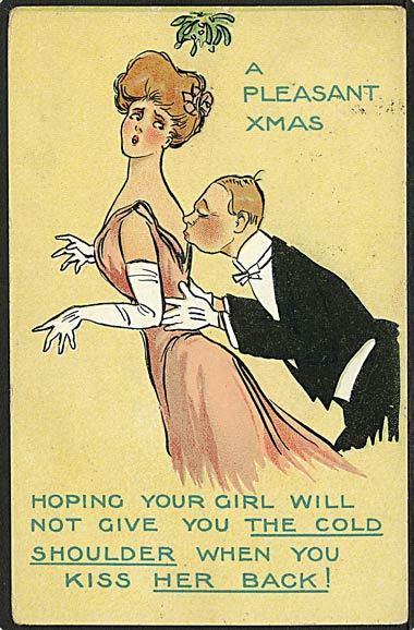 """""""A pleasant Xmas""""  (1913)"""