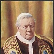 """""""Pope Pius X""""  (1907)"""