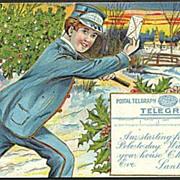 """Telegram""  (1908)"