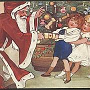 """""""Christmas Cracker""""  (1920')"""