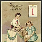 """Happy New Year"" (1911)"