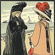 """Black Widow""  (1910')"