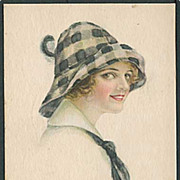"""American Girl""  (1919)"