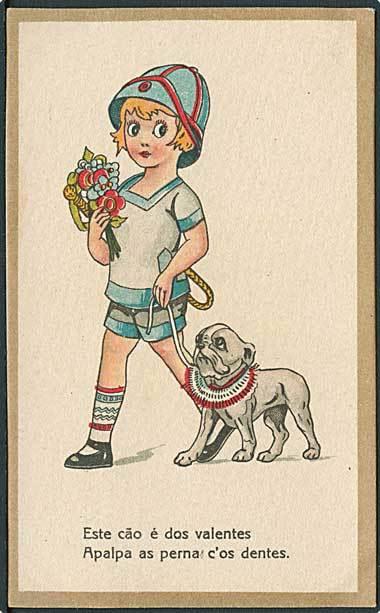 """""""Girl with Dog""""  (1928)"""