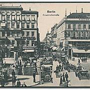 """Friedrichstrasse""  (1918)"