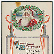 """""""Peace and Good Will""""  (1920')"""