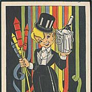 """Happy New Year!""  (1952)"