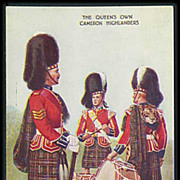 """""""Sergeant and Drummers""""  (1920')"""