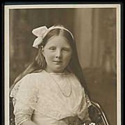 "SOLD ""Princess Juliana""  (1910')"