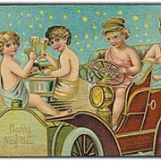 """Happy New Year (1910)"