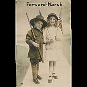 """""""Forward - March""""  (1920')"""