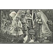"""Lapplanders""  (1907)"
