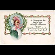 """""""Christmas Time""""  (1914)"""