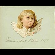 """Angel""  (1890)"