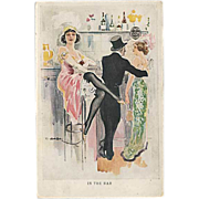 """In the Bar""  (1930')"