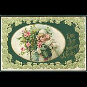 """Birthday Wishes""  (1912)"