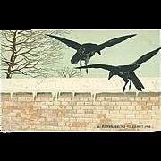 """Ravens""  (1908)"