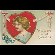 """Love to my Valentine""  (1910')"