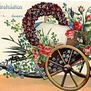 """""""Flower Cart""""  (1910)"""