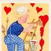 """""""Queen of Hearts""""  (1948)"""