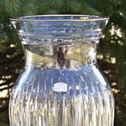 "Waterford 10"" Marquis Hanover Gold Vase Presentation Piece"