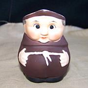 Goebel Friar Tuck Monk S 141/2/0 Tiny Creamer Pitcher 1950s