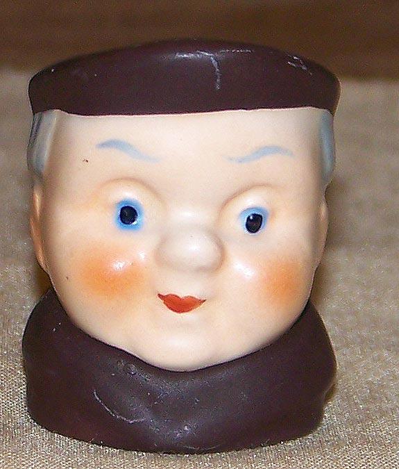 Goebel Friar Tuck Blue Eye Monk S135 Miniature Creamer Pitcher TMK3b